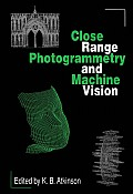 Close Range Photogrammetry and Machine Vision