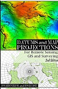 Datums and Map Projections Cover