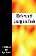 Dictionary of Energy and Fuels Cover