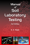 Manual of Soil Laboratory Testing vol I Cover