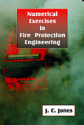 Numerical Exercises in Fire Protection Engineering Cover