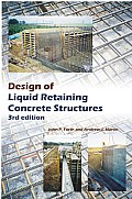 Design of Liquid Retaining Concrete Structures Cover