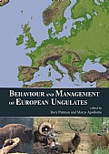 Behaviour and Management of European Ungulates Cover