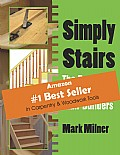 Simply Stairs - The Definitive Handbook for Stair Builders Cover