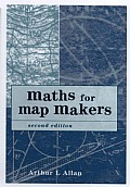 Maths for Map Makers Cover