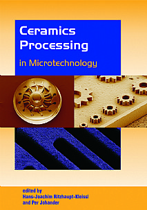 Ceramics Processing in Microtechnology
